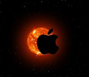 Apple Dominando Sun
