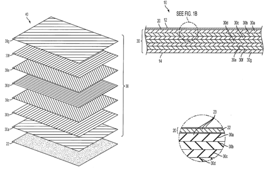 A técnica apresentada permitirá um visual mais agradável a gadgets de fibra de carbono.
