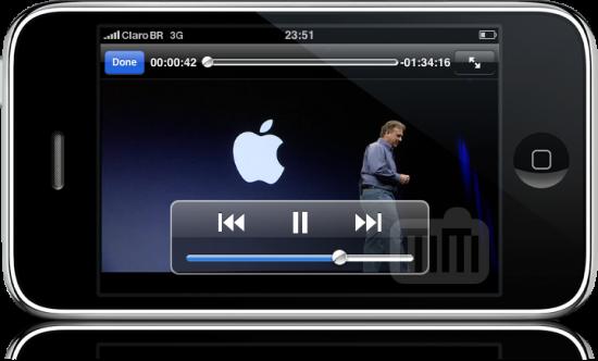 Podcasts via 3G no iPhone