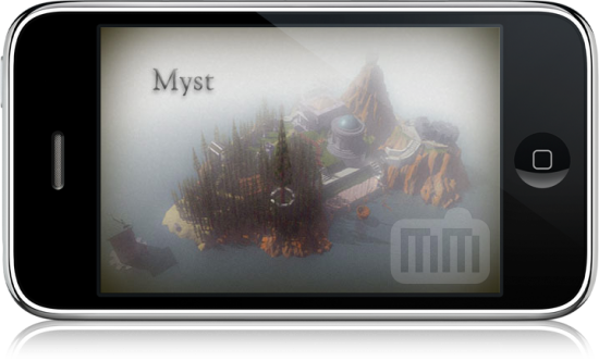 Myst no iPhone