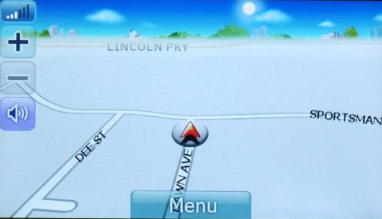 G-Map no iPhone OS 3.0