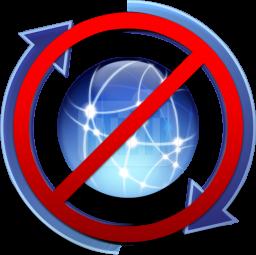 Software Update proibido