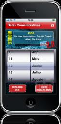 Datas Comemorativas na App Store