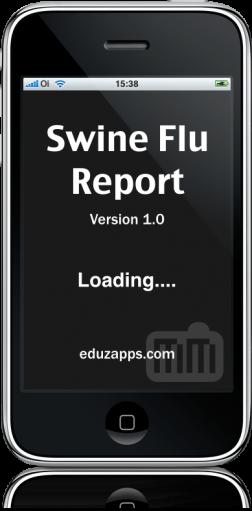 SwineReport no iPhone