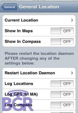 Magnetômetro no iPhone