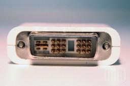 Conector do Mac mini antigo