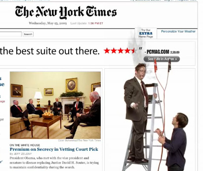 Get a Mac no NYTimes.com