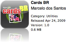 Cards BR na App Store