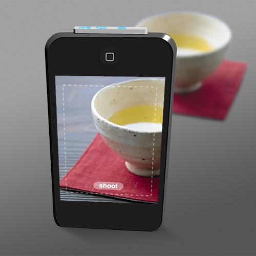 iPod touch com câmera?