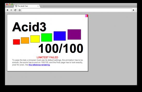 Acid 3 no Chromium