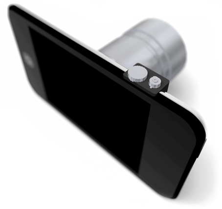 iPod câmera