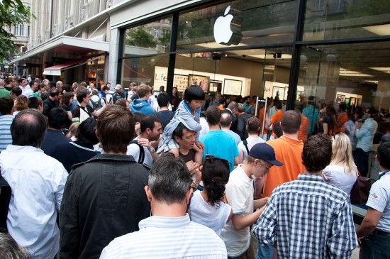 Apple Store em Zurique