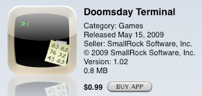 Doomsday na App Store