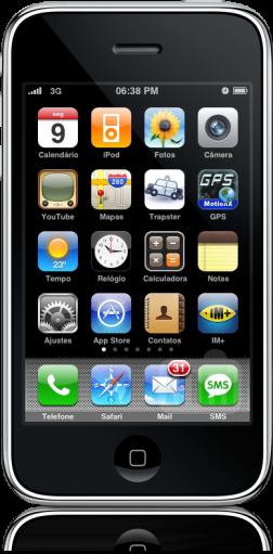 iPhone FAIL sem operadora