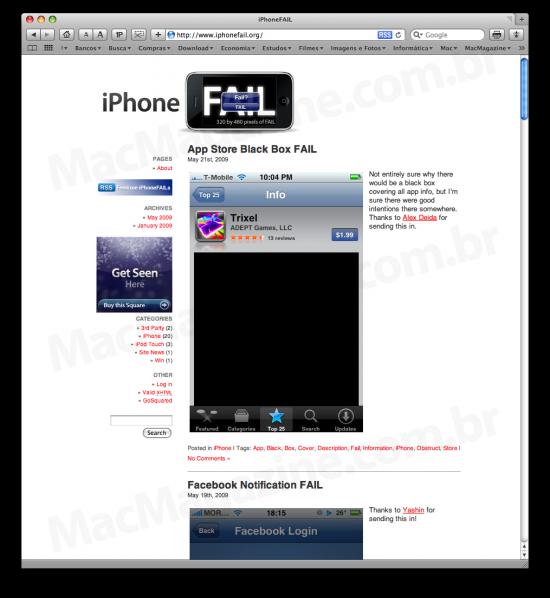 iPhoneFAIL.org