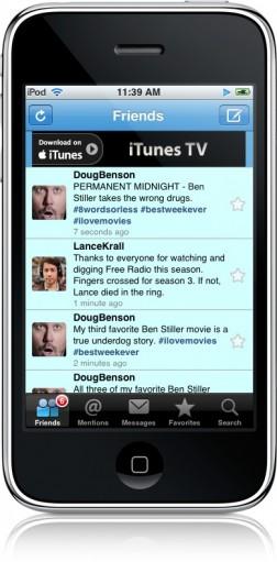 Ad iTunes Store