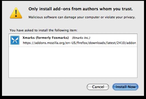 Add-on para o Firefox