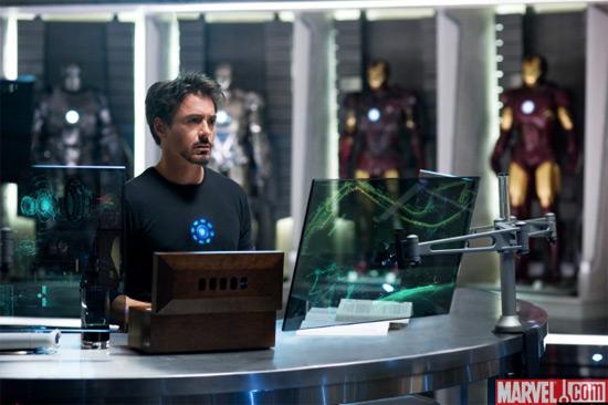 Mac NÃO é Pop em Iron Man 2