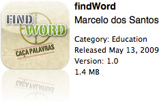 findWord na App Store