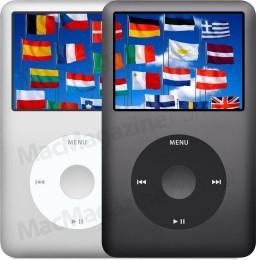 iPod classic e União Europeia