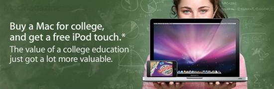 Apple Back to School 2009