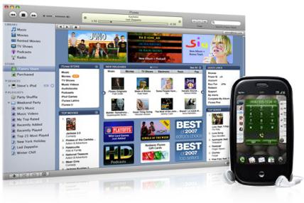 Palm Pre e iTunes