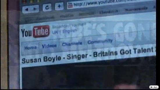 Mac é Pop Susan Boyle