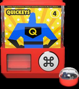 Ícone do QuicKeys X 4.0