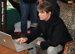 David Bowie Macbook Pro