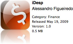 iDesp na App Store