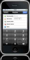iDesp no iPhone