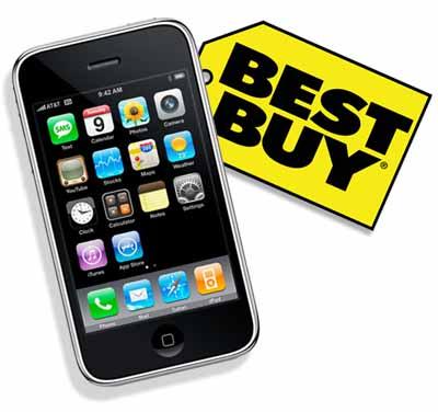 iPhone 3G e Best Buy