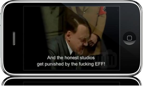 App de feed RSS da EFF com fucking