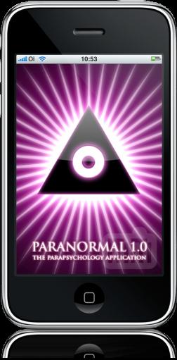 Paranormal no iPhone