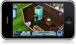 The Sims 3 para iPhone