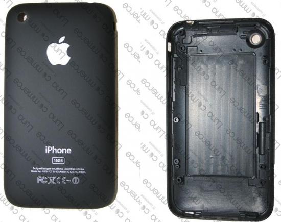 Traseira do novo iPhone?