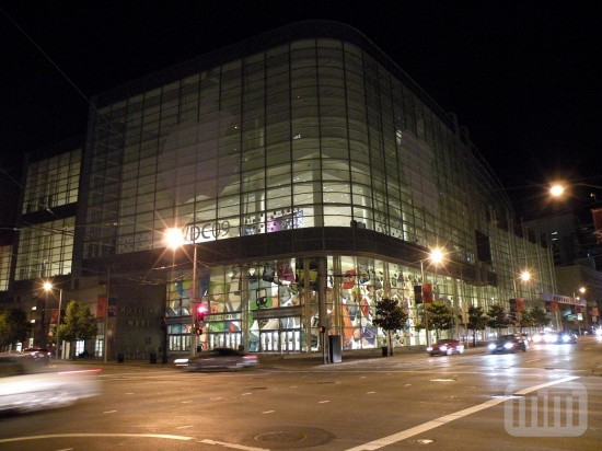 Apple getting WWDC ready at the Moscone West