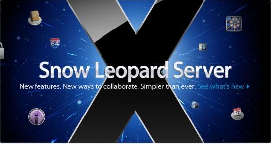 Snow Leopard Server