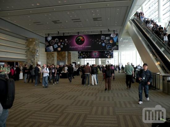 Final do primeiro dia de WWDC