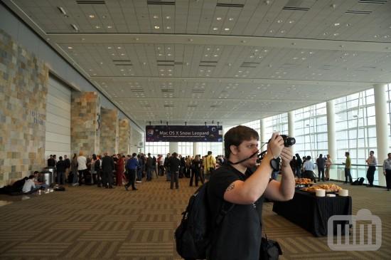 Final do primeiro dia de WWDC '09