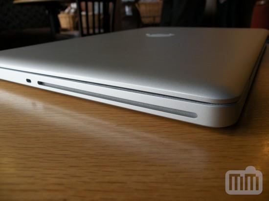 Unboxing do novo MacBook Pro