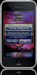 Tap Tap Revenge 2.6 com suporte ao iPhone OS 3.0