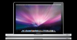 MacBook Pro com tela glossy