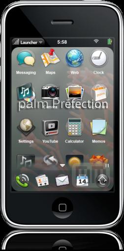 Palm Prefection