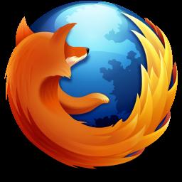 Ícone do Firefox 3.5 RC1