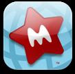 Ícone do MapQuest