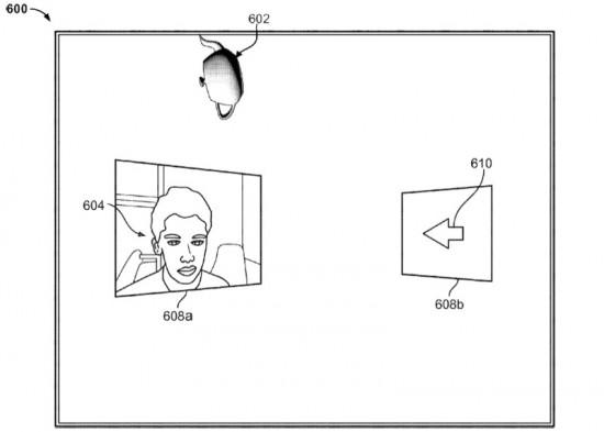 Patente para Controle de Interface do Mac OS X