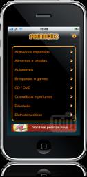 iPromoções no iPhone