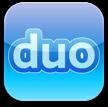 Ícone do Duo
