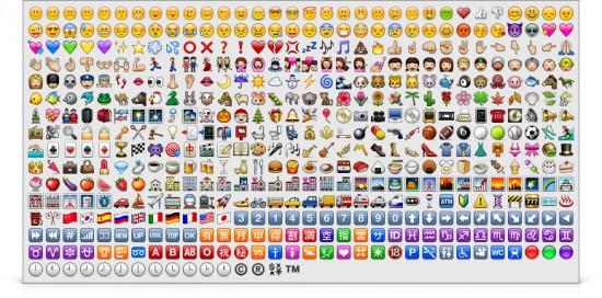 Emoji para iChat